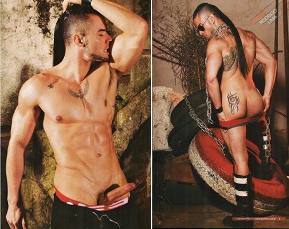 Júnior Moreno G Magazine