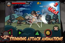 game Kungfu Warriors