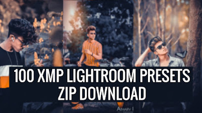 100 lightroom preset by editingmaterial.com
