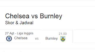 Hasil Akhir Skor Chelsea Vs Burnley, 27 Agustus 2016, Hasil Chelsea Vs Burnley, 27 Agustus 2016 img