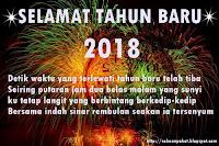 Gambar Tahun Baru 2018 - 6