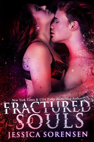 Review: Fractured Souls by Jessica Sorensen