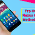 HUAWEI Nexus 6P (Android 8.0 Oreo) FRP easy method