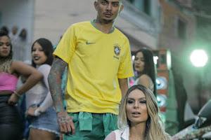 Fernanda Lacerda vai até o chão em novo videoclipe de MC Fabinho