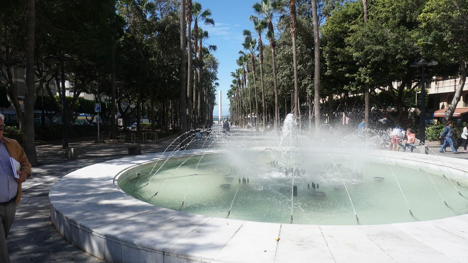 Almeria, Hiszpania, południowa Hiszpania
