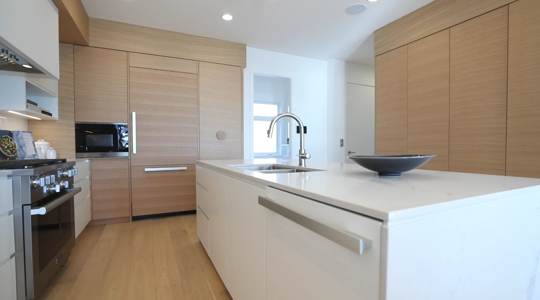41 Interior Design Photos vs. 1148 Johnston Rd, White Rock, BC Luxury Townhome Tour
