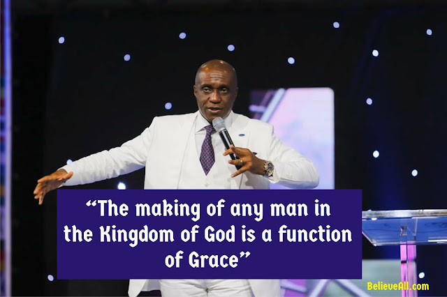 May #WeekofSpiritualEmpowerment: Pastor David Ibiyeomie Powerful Quotes