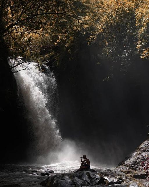 Coban Jidor, Keindahan Air Terjun Di Malang Timur