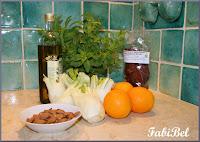 salade d'été sicilienne