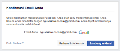 tips membuat akun facebook