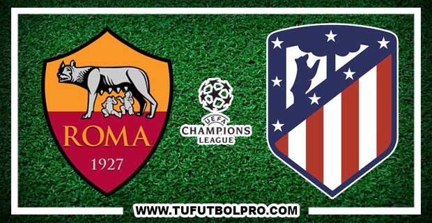 Ver Roma vs Atlético Madrid EN VIVO Por Internet Hoy 12 de Septiembre 2017