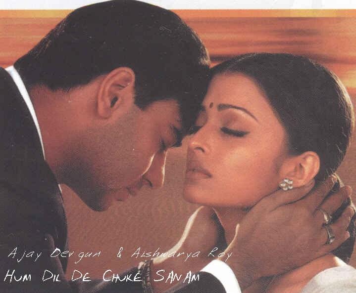 Ajay Devgan: Ajay Devgan And Aishwarya Rai In Hum Dil De