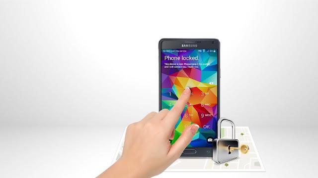 Cara Mengunci Layar Samsung Galaxy dari komputer