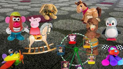 Peppa Pig. Canción de los juguetes 2