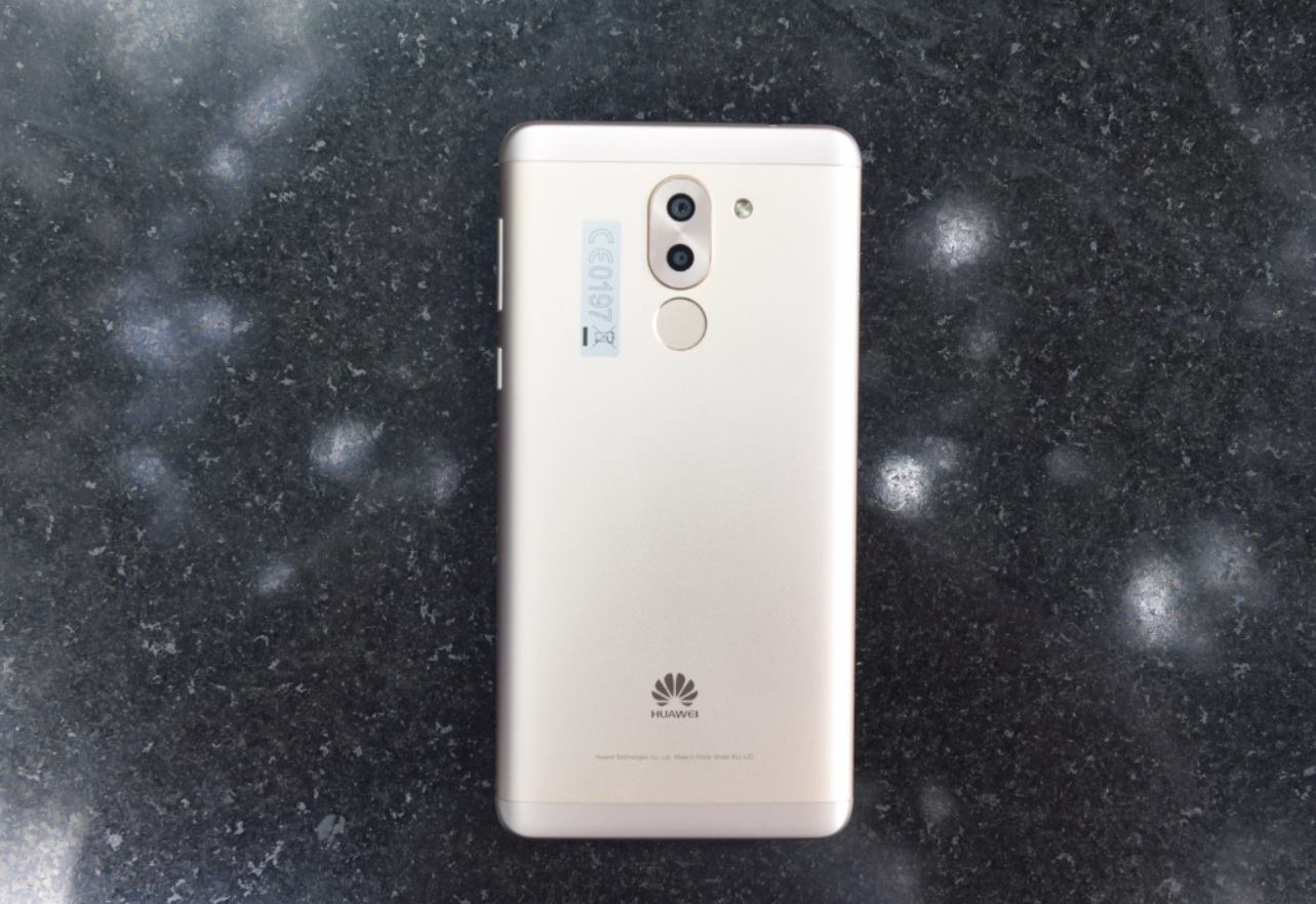Huawei GR5 2017 Review - Back