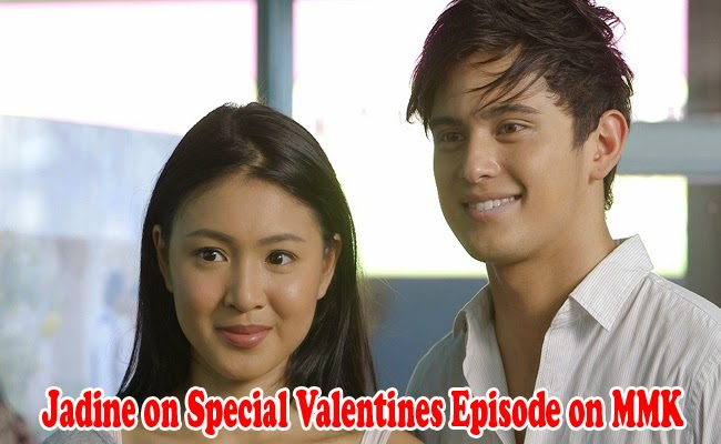 James Reid and Nadine Lustre 'Jadine' Will Spread The 'Kilig' Mode on Valentines Day in Maalaala Mo Kaya MMK