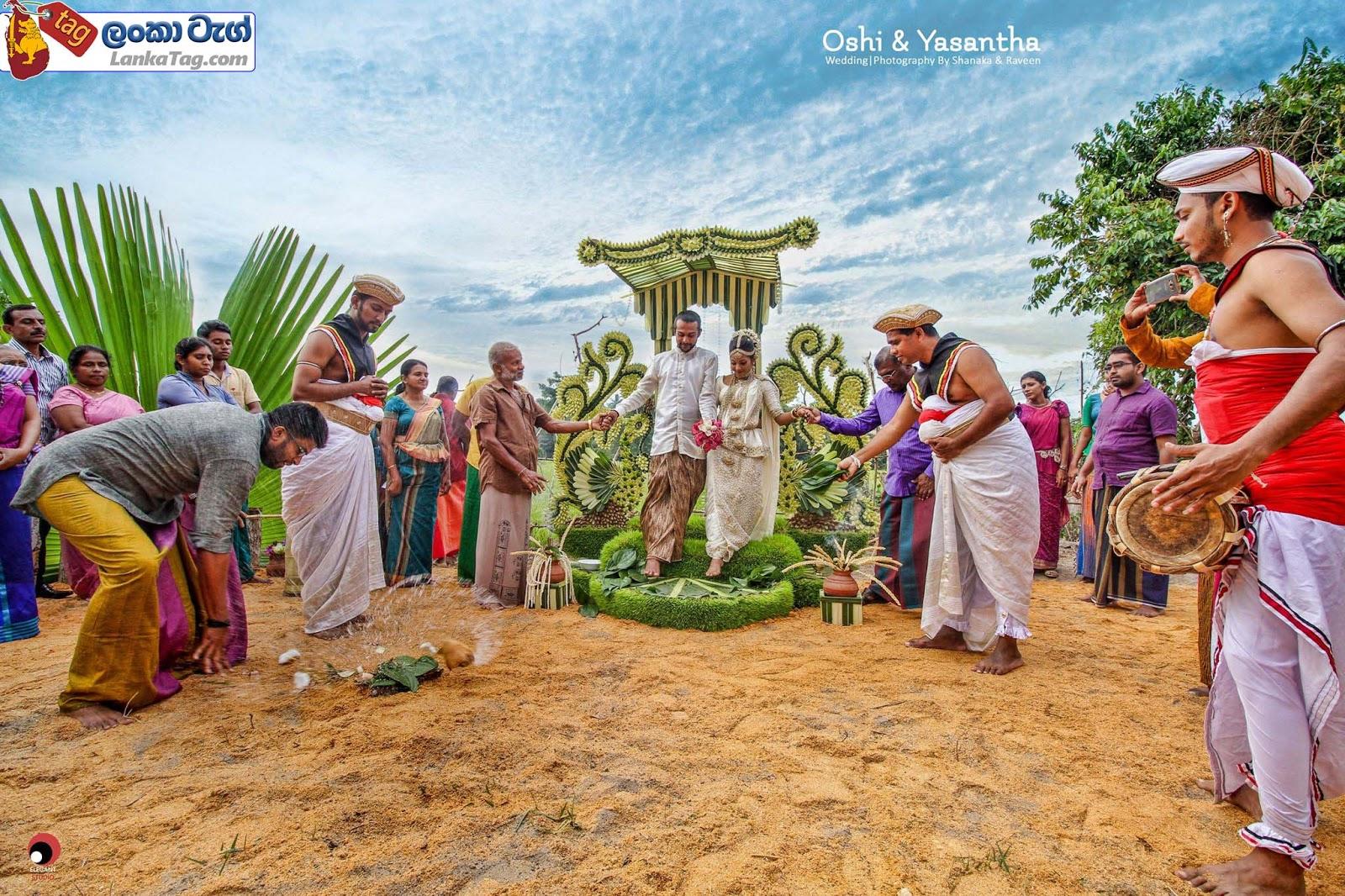 sri lankan wedding dress  39