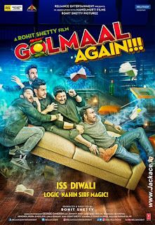 Golmaal Again Budget, Screens & Day Wise Box Office Collection