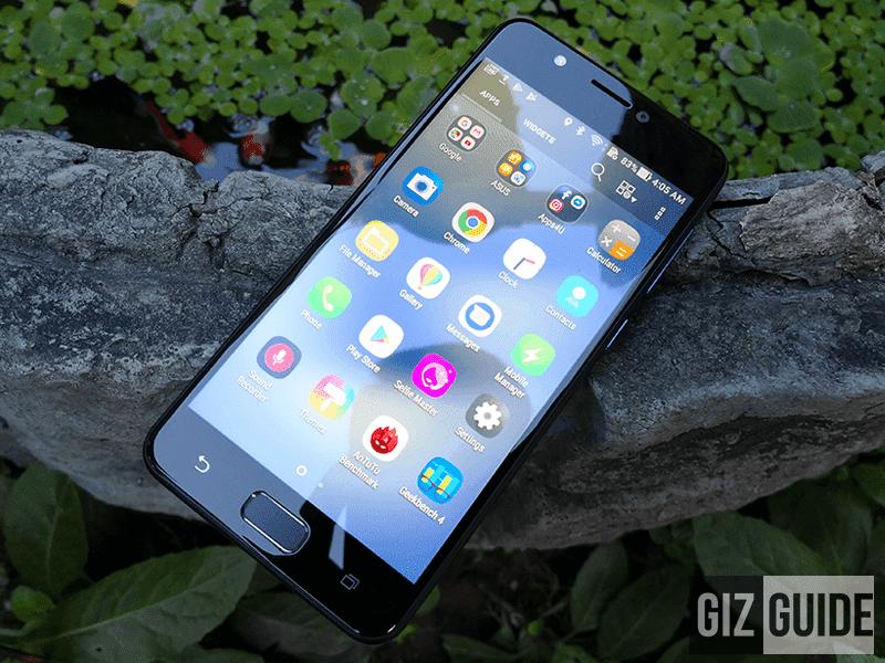 Raffle: ASUS ZenFone 4 Max Lite!