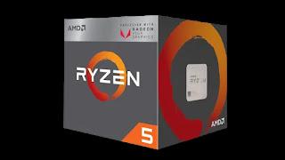 Prosessor yang Bagus untuk Gaming - Ryzen 5 2400G