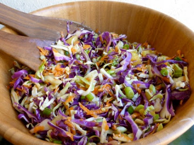 Thai Inspired Coleslaw