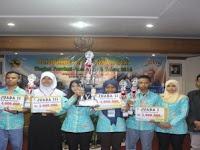 Pati Raih Juara Umum pada OSTN Tingkat Provinsi Jateng