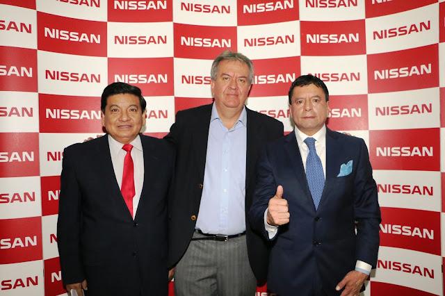 Nissan participó en el 45vo Congreso Nacional de Taxistas del Ecuador