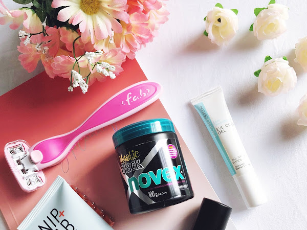 June Glossybox: Unboxing