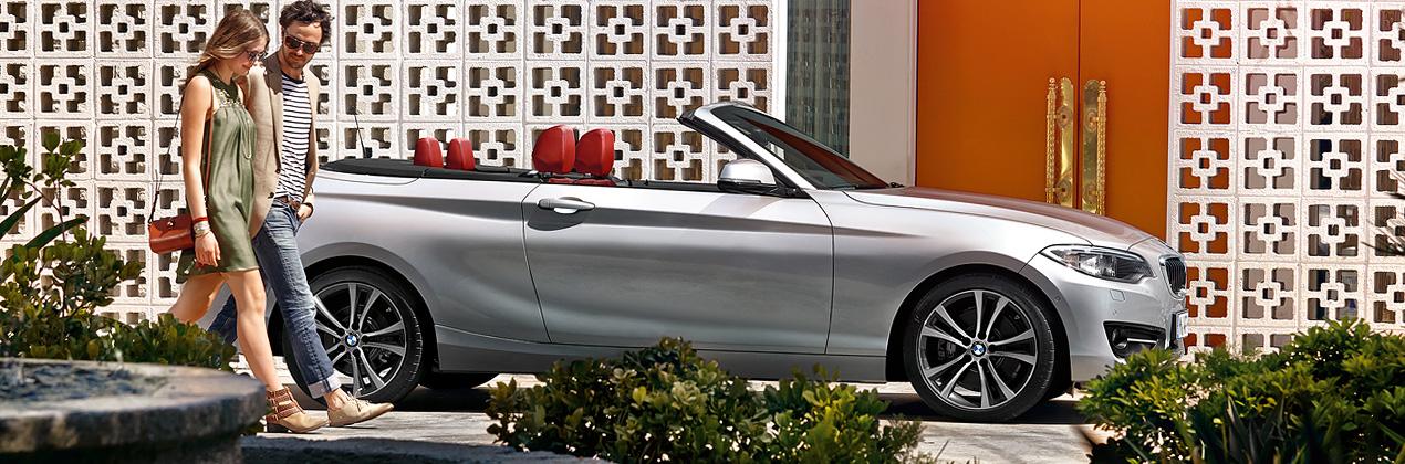 BMW Serie 2 Cabrio Dimensioni - Bagagliaio - Peso | Misure serbatoio, capacità baule, altezza