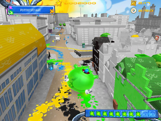 de Blob PC Download Gameplay 1