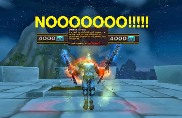 World of Warcraft Justice Points Gold