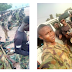 Young Soldiers Travel To Maiduguri In High Spirits To Battle Boko Haram. Photos
