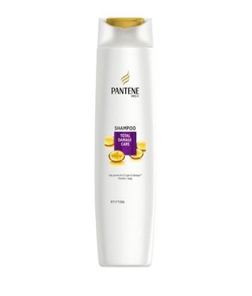 Pantene Total Damage Care Shampoo 400 ML