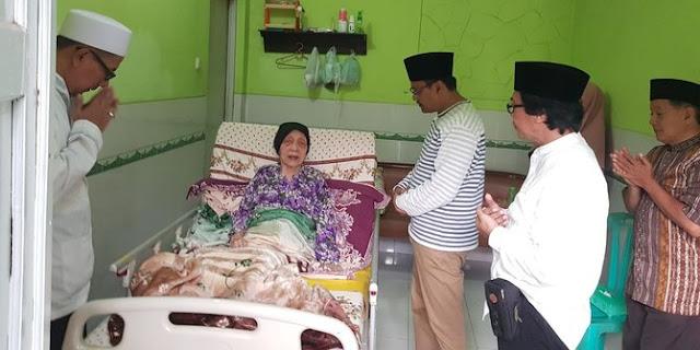 Istri Mantan Rais Aam PBNU Nyai Nihayah Ahmad Shiddiq Meninggal