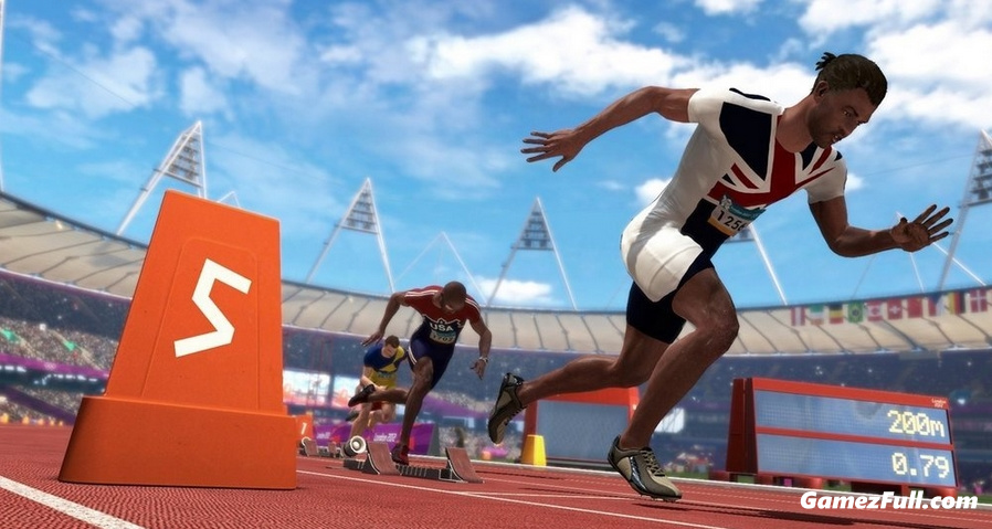 London 2012: The Official Video Game PC Full Español