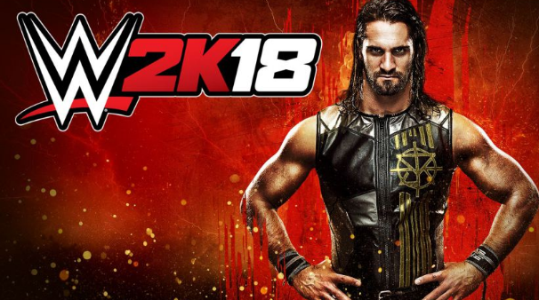 Download WWE 2K18 PPSSPP