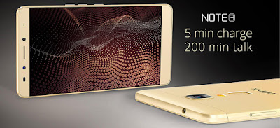 Jumia Kenya also joins, teases the Infinix Note 3 X601 with Fingerprint sensor