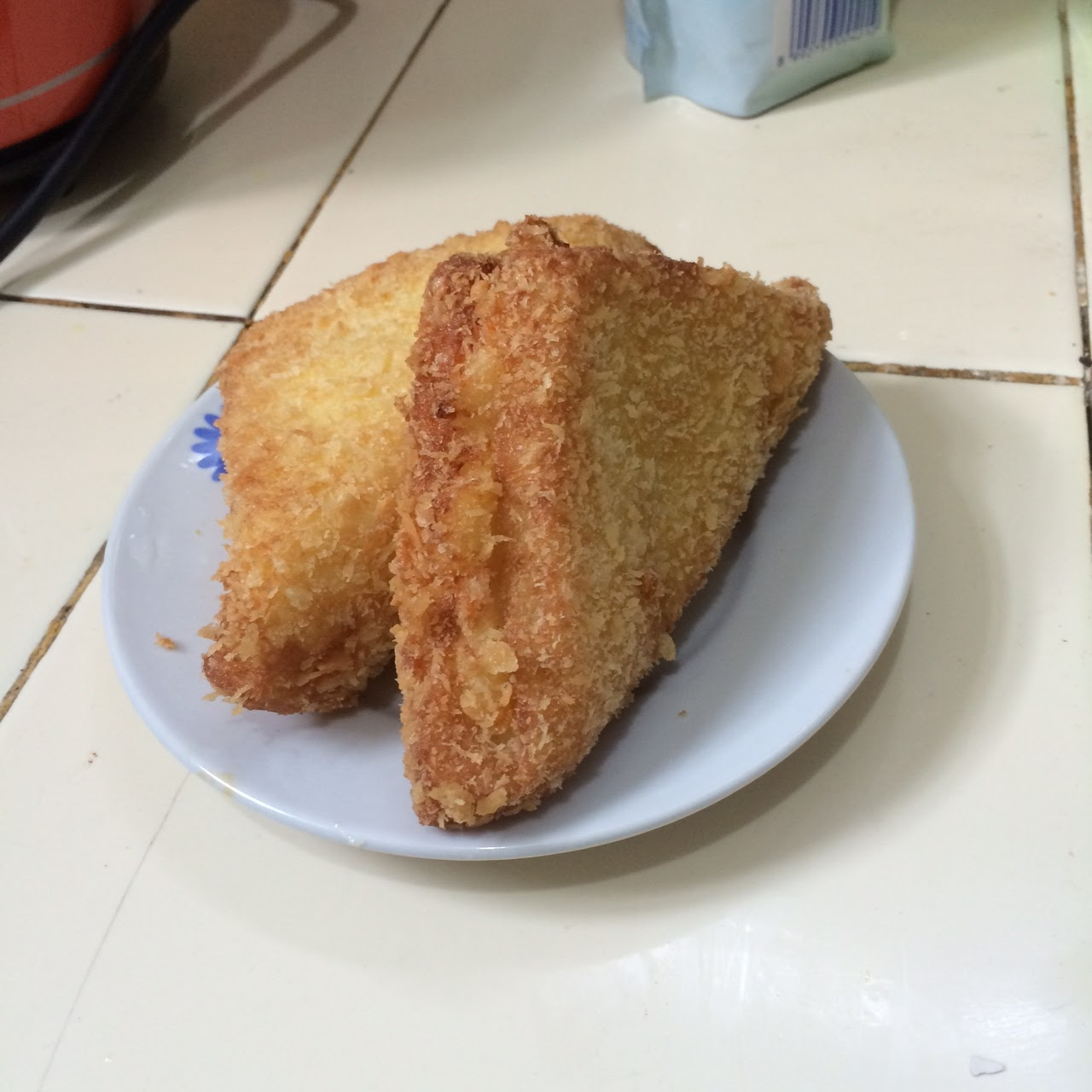 tales from our happy house risoles roti tawar