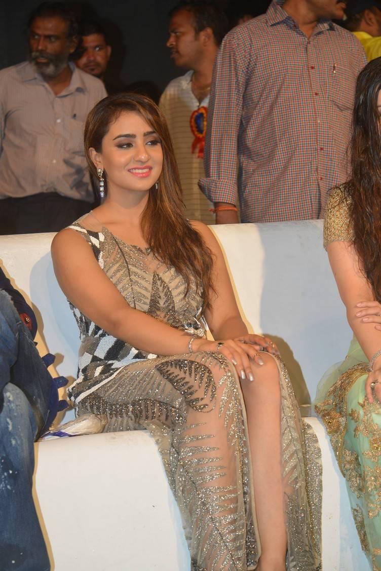 Kyra Dutt At Paisa Vasool Movie Audio Launch Stills