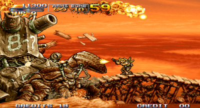 Download METAL SLUG 3 Mobile Full Free