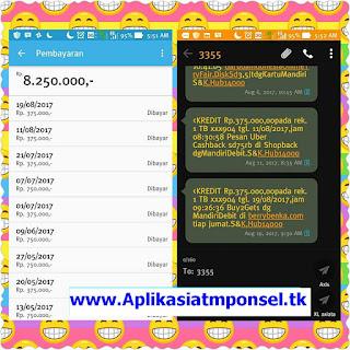 Download aplikasi atm ponsel ajaib menghasilkan Uang ratusan juta