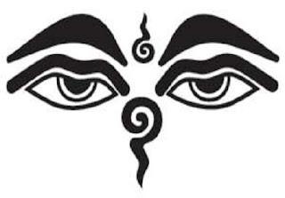 Simbol ochii lui Buddha