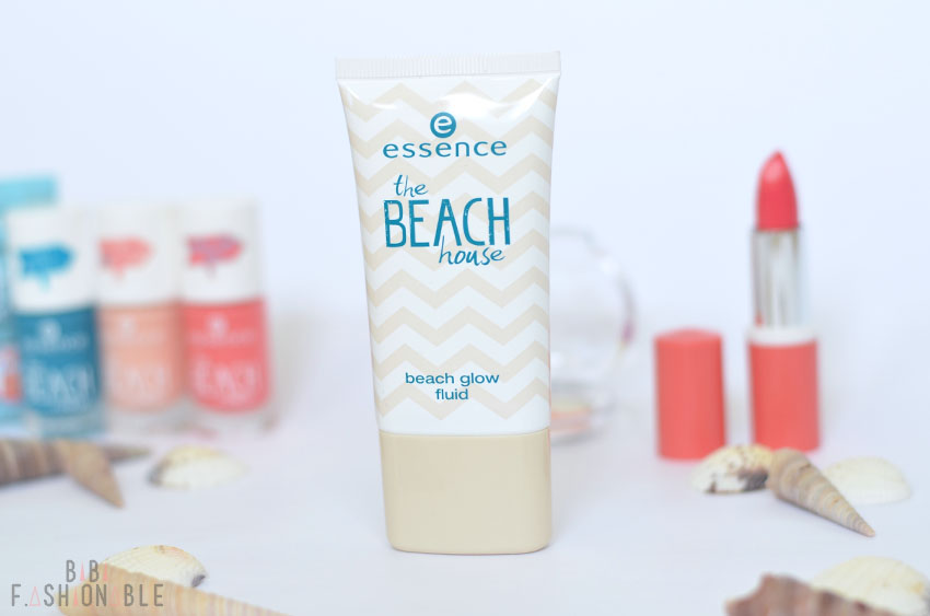 essence trend edition the beach house Beach Glow Fluid