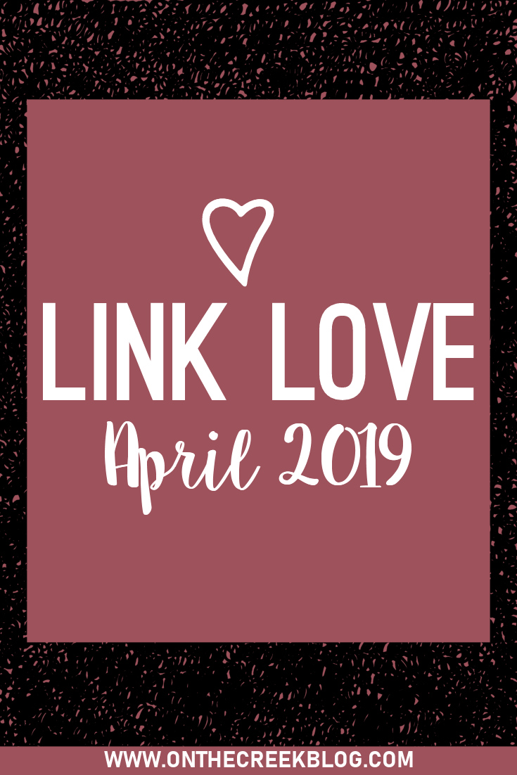 Link Love | links I've been loving lately!