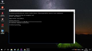 Cara Ampuh Instal .NET Framework 3.5 Di Windows 10 (Offline Instal)