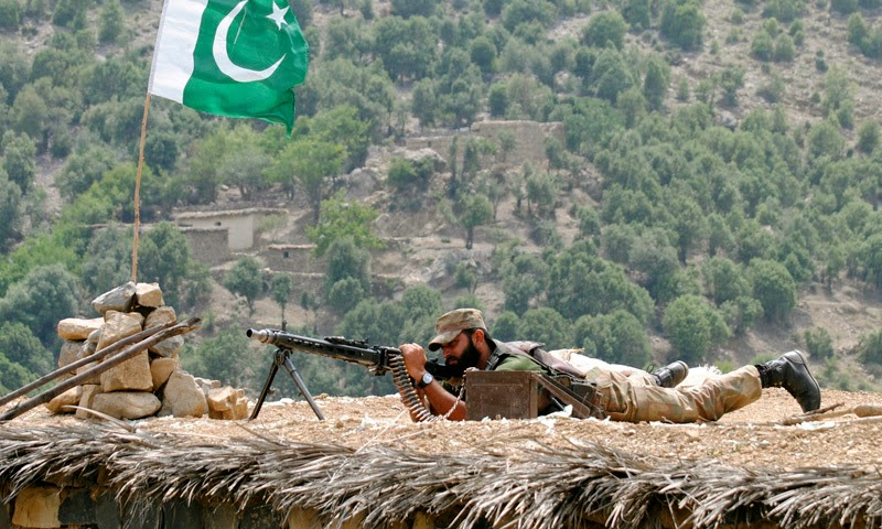 please guide us on war against terrorism secondary stage  please guide us on war against terrorism
