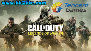 Call Of Duty Mobile APk by Tencent Games