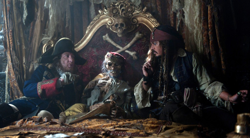 Menapaki Mata Air Awet Muda Ponce De Leon di Film Pirates Of Carribean : On Stranger Tides