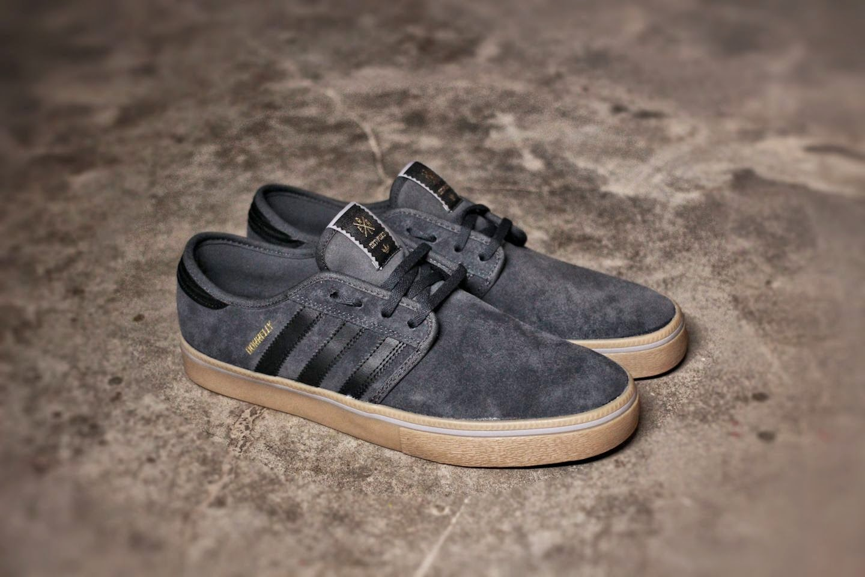 67c2a4a671ac8d Damage Boardshop  Adidas x Real Seeley Shoe!