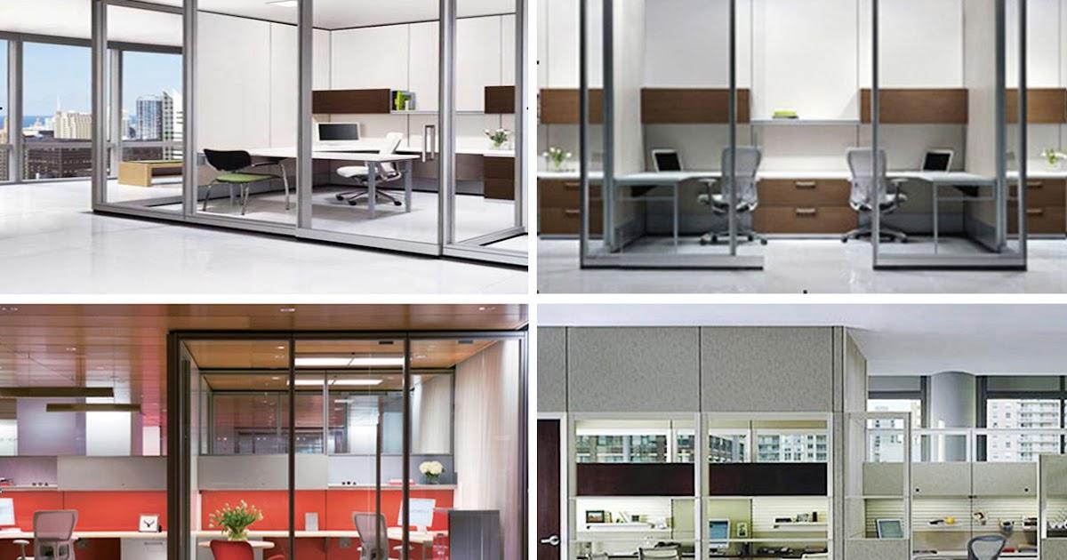 rab kanopi baja ringan partisi kaca untuk desain kantor modern dan elegan ~ metro ...